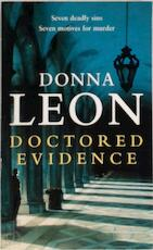 Doctored evidence - Donna Leon (ISBN 9780099446750)
