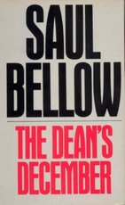 The dean's December - Saul Bellow (ISBN 9780436039522)