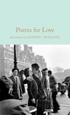 Poems for love (ISBN 9781509850938)