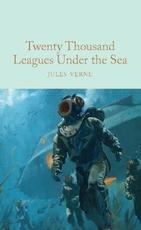 Collector's library Twenty thousand leagues under the sea - Jules Verne (ISBN 9781509827879)