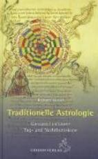 Traditionelle Astrologie - Robert Hand (ISBN 9783899971576)