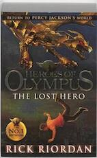 Lost Hero - rick riordan (ISBN 9780141325491)