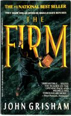 The Firm - John Grisham (ISBN 0440295181)