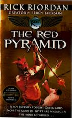 The Red Pyramid - Rick Riordan (ISBN 9780141384955)