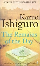 The remains of the day - kazuo ishiguro (ISBN 9780571200733)