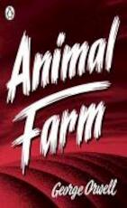 Animal Farm - george orwell (ISBN 9780141393056)