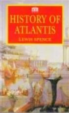 History of Atlantis - Lewis Spence