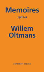 Memoires 1987-B - Willem Oltmans (ISBN 9789067283311)