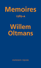 Memoires 1989-A - Willem Oltmans (ISBN 9789067283366)