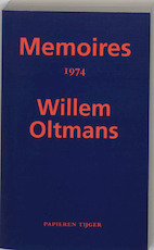 Memoires 17 1974 - Willem Oltmans (ISBN 9789067281782)