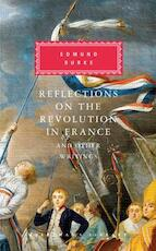 Reflections on the Revolution in France and Other Writings - Edmund Burke (ISBN 9780375712531)