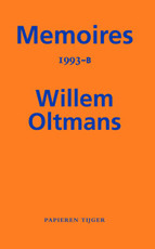 Memoires 1993-B - Willem Oltmans (ISBN 9789067283496)