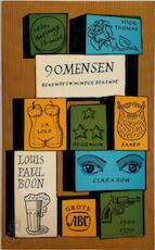 90 mensen - Louis Paul Boon