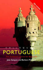Colloquial Portuguese - Book with 2 cd's