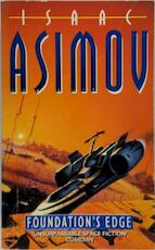 Foundation's Edge - Isaac Asimov (ISBN 9780586058398)