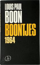 Boontjes / 1964