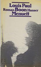 Menuett - Louis Paul Boon