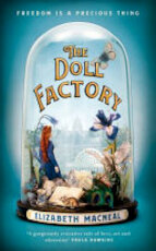 The Doll Factory - Elizabeth Macneal (ISBN 9781529002393)