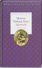 Maria Speermalie - Herman Teirlinck