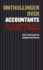Onthullingen over accountants - G. Greveling, B. Westra, Berry Westra (ISBN 9789075043280)
