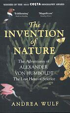 The Invention of Nature - andrea wulf (ISBN 9781848549005)