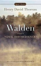 Walden and Civil Disobedience - Henry David Thoreau (ISBN 9780451532169)