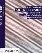 Art and illusion - Ernst H. Gombrich (ISBN 9780714817569)