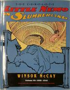 The Complete Little Nemo in Slumberland - David McCay, Winsor McCay (ISBN 9780924359033)
