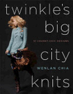 Twinkle's Big City Knits - Wenlan Chia (ISBN 9780307346117)