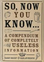 So, Now You Know ... - Harry Bright (ISBN 9781567316933)