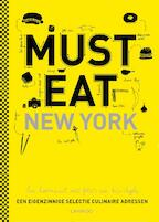 Must eat - Luc Hoornaert (ISBN 9789401419130)