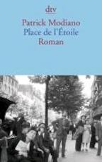Place de l'Étoile - Patrick Modiano (ISBN 9783423141000)