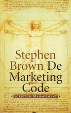 De Marketing Code - S. Brown (ISBN 9789055944507)