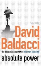 Absolute power - David Baldacci (ISBN 9780330419642)