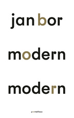 Modern modern - Jan Bor (ISBN 9789044638301)