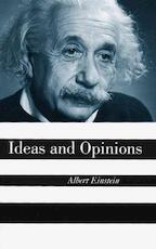 Ideas and Opinions - Albert Einstein, Carl Seelig (ISBN 9780517884409)