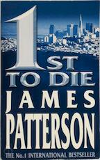 1st to die - James Patterson (ISBN 9780747266907)