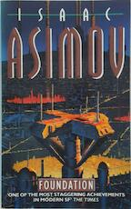 Foundation - Isaac Asimov (ISBN 9780586010808)