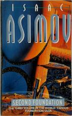 Second foundation - Isaac Asimov (ISBN 9780586017135)