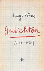 Gedichten : 1948-1963 - Hugo Claus (ISBN 9789023401063)