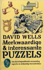 Merkwaardige en interessante puzzels - David Wells, Bettelou Los (ISBN 9789057135194)