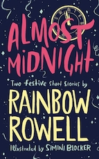 Almost midnight - rainbow rowell (ISBN 9781529003772)