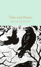 Collector's library Tales and poems - edgar allan poe (ISBN 9781509826681)