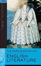 The Norton anthology of English literature - Meyer Howard Abrams (ISBN 9780393947748)