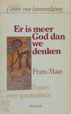 Er is meer god dan we denken - Peter Maas (ISBN 9789031707928)