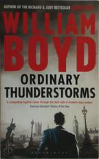 Ordinary Thunderstorms - William Boyd (ISBN 9781408806067)