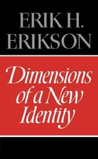 Dimensions of a New Identity (Paper) - Eh Erikson (ISBN 9780393009231)