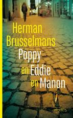 Poppy en Eddie en Manon - Herman Brusselmans (ISBN 9789044627299)