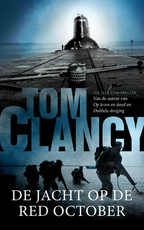De jacht op de red October - Tom Clancy (ISBN 9789400504639)