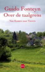 Over de taalgrens - Guido Fonteyn (ISBN 9789064451300)